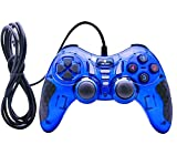 Dual Vibration Game Pad 8 Way Directional Buttons 12 Fire Buttons 2 Analog Sticks Built-In Two Motors Warranty - Contact Email - info@live-tech.in , Technical call - 9892186820The product is compatible with windows(XP / 7)