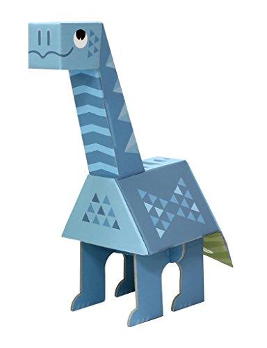 Dinossauro De Montar Apatossauro, Krooom, Azul