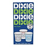Dixie Cups - 3 Ounce 200 Count - Designs Vary