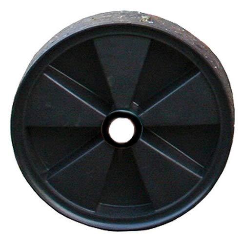 ATIKA Ersatzteil | Kunststoff Ersatzrad für Betonmischer A/B/BM/Comet/Profi/EM/M/Rapid/Mix
