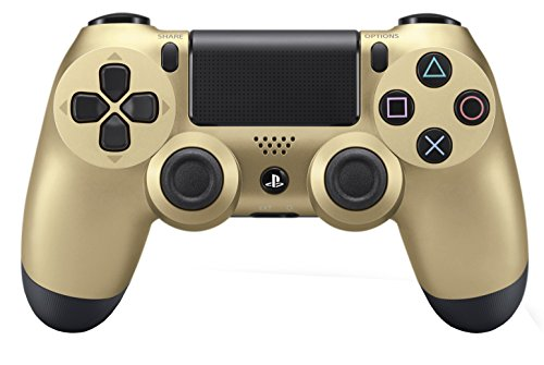 Sony - Mando Dual Shock 4, Color Dorado...