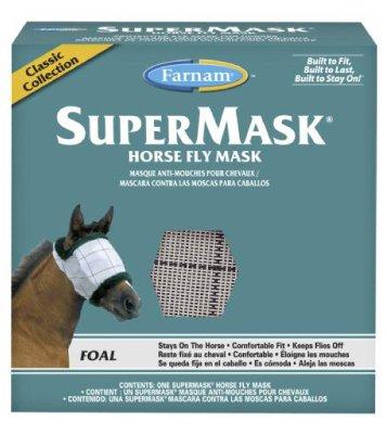 Farnam Home & Garden 100502912 SuperMask II Horse Fly Mask - Quantity 12