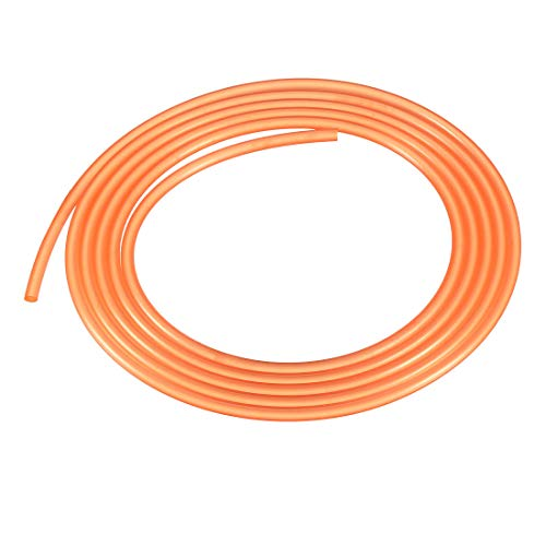 High-Performance Urethane Round Belting PU Transmission Belt Polyurethane round belt for Drive Transmission Orange 4mm*10m
