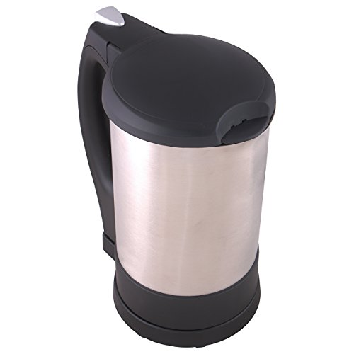 Morphy Richards Impresso 1-Litre Stainless Steel Electric Kettle
