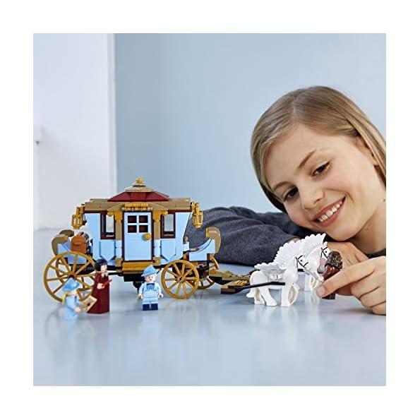 LEGO-Harry-Potter-Carrozza-di-Beauxbatons-Arrivo-a-Hogwarts-Giocattolo-Multicolore-75958