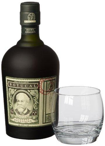 Botucal Reserva Exklusiva Rum in Geschenkbox mit Glas (1 x 0.7 l)