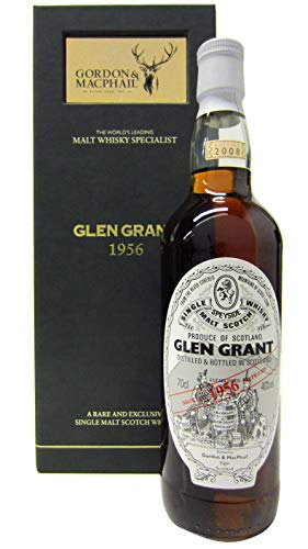 Glen Grant - Speyside Single Malt Scotch - 1956 52 year old Whisky