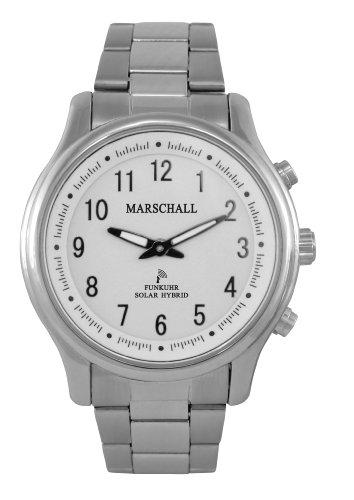 MV 1148W–Armbanduhr, Armband in Edelstahl