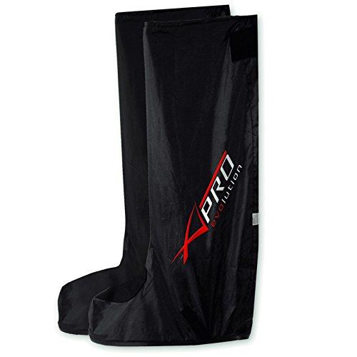 A-pro Housse de protection imperméable pour bottes de moto - Universel - Taille L