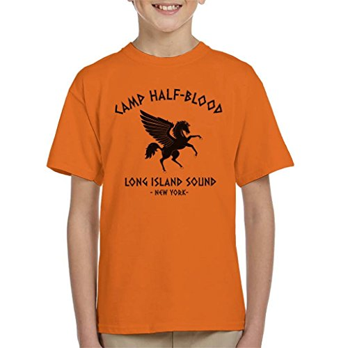 Percy Jackson Camp Half Blood Kid's T-Shirt
