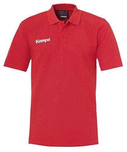 FanSport24 Kempa Handball Classic Poloshirt Kinder rot Größe 164