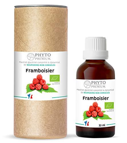 PHYTOPREMIUM Gemmothérapie Bio Framboisier