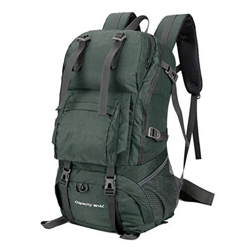 Hiking Backpack Professional Waterproof Backpack Rucksack External Frame...