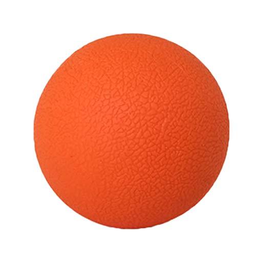 Coconut Fuß zurück Arm Muscle Lacrosse Massage Ball TPE-Gymnastik-Eignung-Yoga-Kugel-Muskel-Stress Relief Massage Werkzeuge