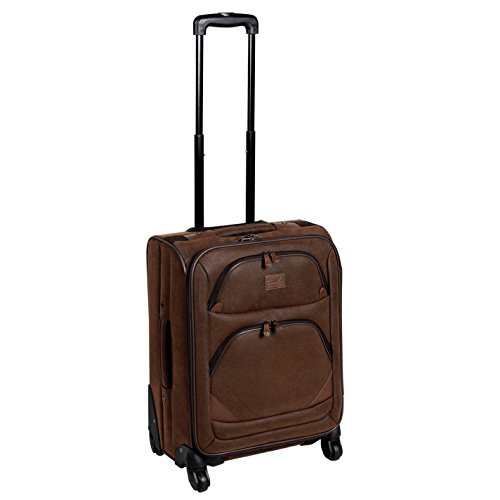 Kangol 4 Wheel Suitcase Extending Handle Luggage Travel Accessories 22in/55.5cm 22in/55.5c