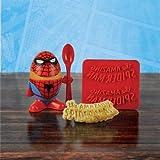 Paladone Pp3447Mc Marvel Comics Spiderman Egg Cup, Multicolore