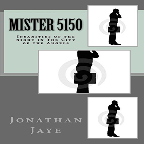 Mister 5150 audiobook cover art