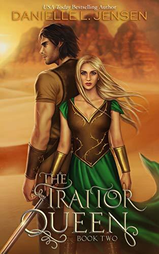 Amazon.com: The Traitor Queen (The Bridge Kingdom Book 2) eBook: Jensen,  Danielle L.: Kindle Store