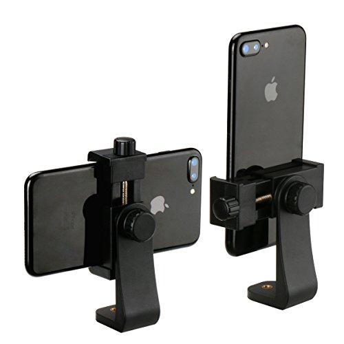 Ulanzi montaje trípode soporte soporte phone teléfono clip Adaptador para iPhone Samsung