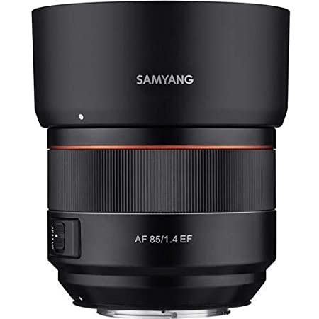 Samyang 85 Mm F1 4 High Speed Autofokus Objektiv Für Kamera