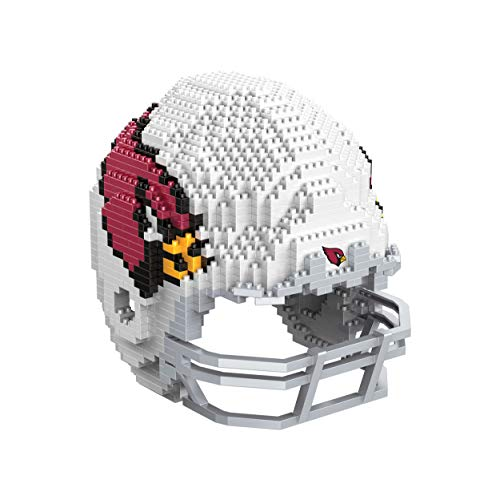 Forever Collectibles UK Arizona Cardinals 3D BRXLZ – Replik Helm