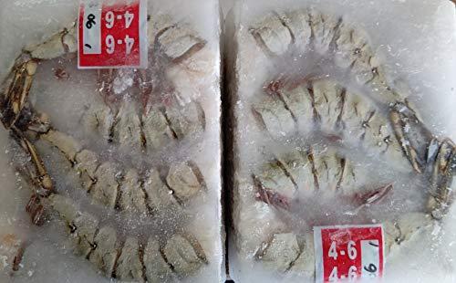 特大 無頭 ブラックタイガー 4-6 1.8kg( 約16〜24匹 ) アイスブロック