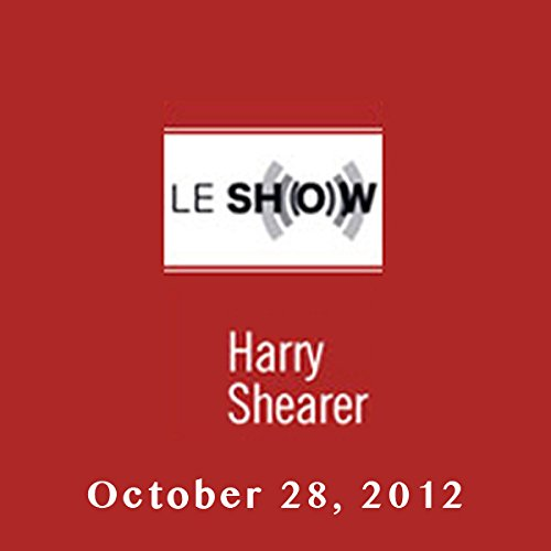 Le Show, October 28, 2012 audiobook cover art