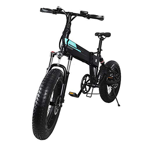 【Ordene Ahora】 Bicicleta de montaña eléctrica Plegable FIIDO M1 Pro