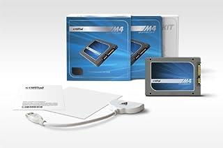 Crucial M4 - Disco Duro sólido Interno de 256 GB (Data Transfer Kit, 2.5
