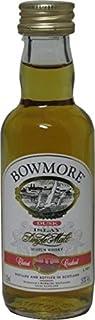Rarität: Bowmore Whisky Dusk 0,05l Miniatur 50% vol,alte Ausstattung
