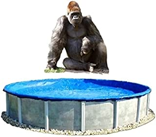 Economy - 27' Round Above Ground Pool Winter Cover - 27 ft Gorilla Pool Cover