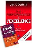 De la performance à l'excellence - Devenir une entreprise leader + Réussir une présentation contre la montre en cadeau ! - Village Mondial - 20/09/2003