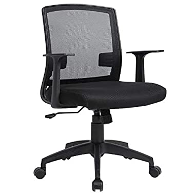 Computer Office Desk Ergonomic Mesh Midback Task Chair