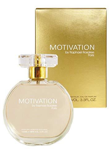 Raphael Rosalee Cosmetics Motivation Women EDP 100ml, 1er Pack (1 x 100 ml)