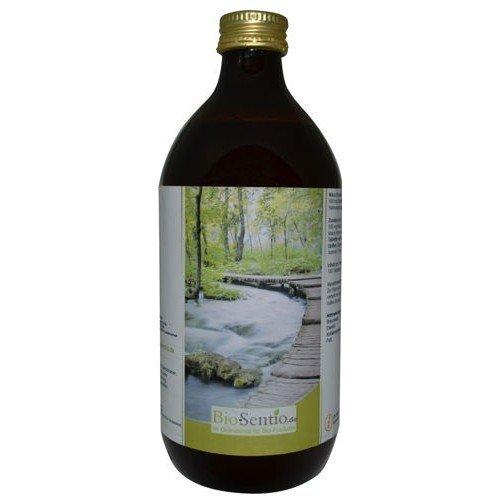 BS Bio Mangosteen Saft, trüb, Premium 100%, 500 ml