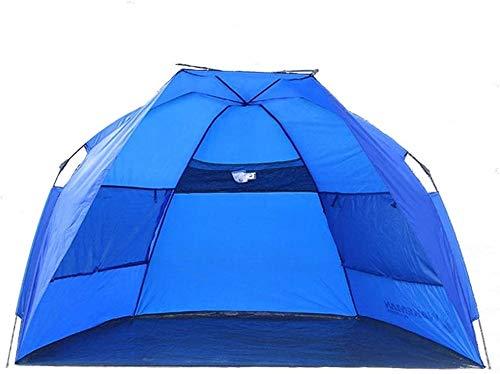 LIjiMY Tienda de campaña, Tienda de Familia Outdoor1-2 Personas Campaña Tienda de campaña Impermeable Protector Solar Playa Automática Playa Solter Canopy Travel Play Tents Outtoortent Camping,