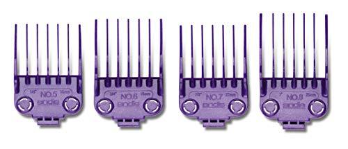 Andis Master Dual Magnet Large 4-Comb Set