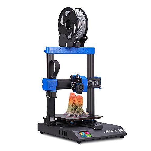 Artillery Genius 3D Printer, Newest Ultra Quiet High Precision Dual Z-Axis TFT Screen Filament Runout Sensor 200 x 200 x 250 mm