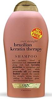 Organix Shampoo Brazilian Keratin Therapy 19.5 oz. - Pack of 2