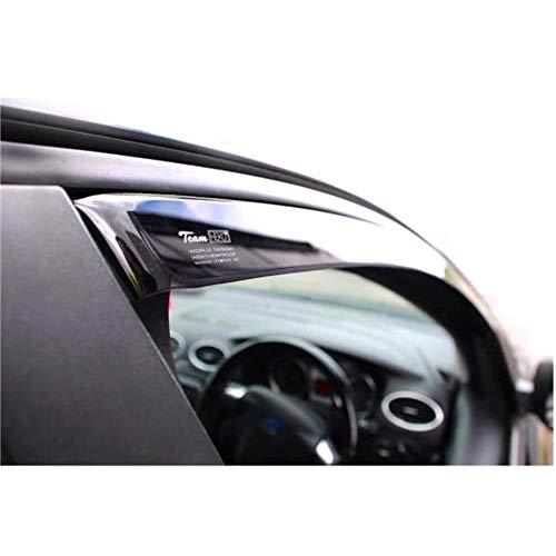 Heko 29366 Towequipe d&eacuteflecteurs pour Toyota Corolla Verso berline 4 Portes &Agrave partir de 2004, 4 pi&Egraveces