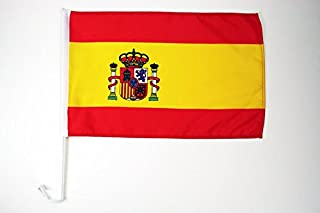 AZ FLAG Bandera de los Emiratos /ÁRABES Unidos 45x30cm BANDERINA EMIRAT/Í 30 x 45 cm cordeles
