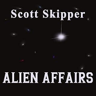 Alien Affairs audiobook cover art