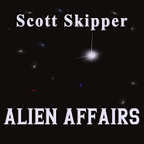 Alien Affairs audiobook cover art
