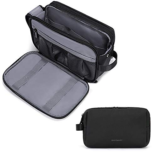 BAGSMART Toiletry Bag for Men Water Resistance Shaving Dopp Kit...