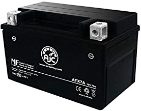 Kazuma Meerkat 50 50CC ATV Replacement Battery (2005-2006) - This is an AJC Brand Replacement
