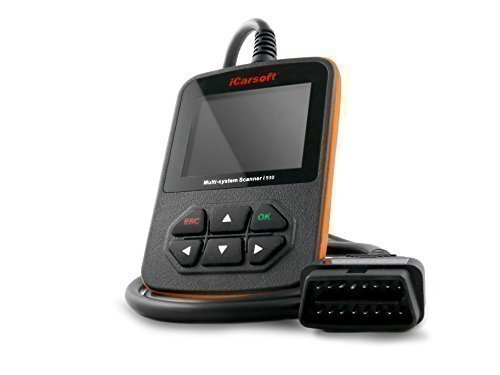 iCarSoft i930 für Land Rover Profi Diagnosegerät OBD Updates kostenlos Support von KWP2000