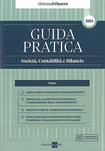 Guida pratica società, contabilità e bilancio