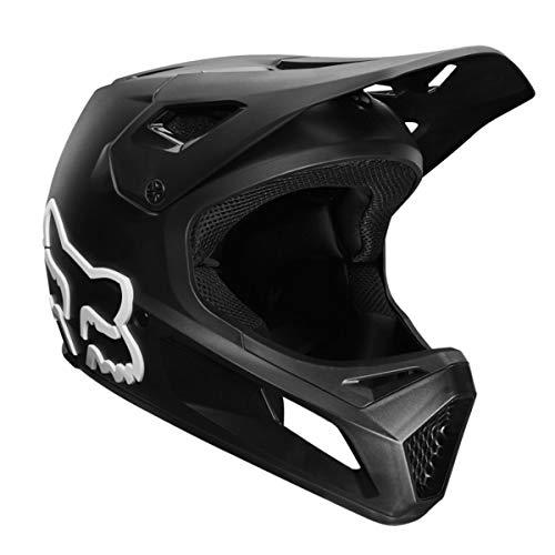 Fox Racing Rampage Helmet, Black, Small