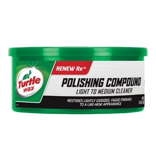 Turtle Wax 1830929 Polishing Compound Paste 297gr