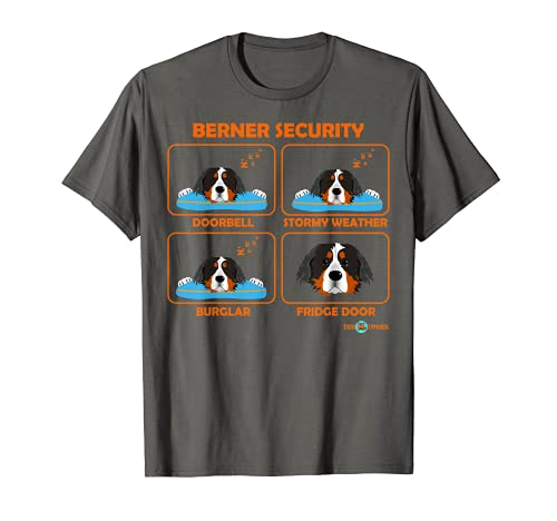 Berner Security | Funny Bernese Mountain Dog gift